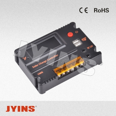 CMG2420 - LCD solar charge controller - Solar Charge