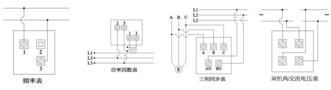 仪器仪表 电工仪器仪表 电流测量仪表 现货供应-6l2-av-指针式视在